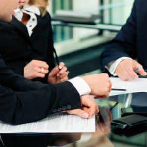 four business litigation