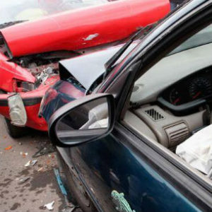 two vehicle accidents