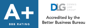 BBB A+ Rating Law Firm
